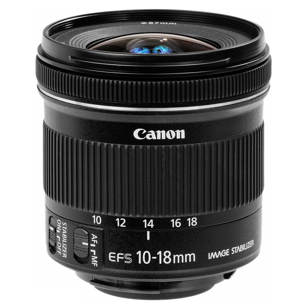 캐논 줌렌즈 EF-S 10-18mm F4.5-5.6 IS STM, 단일 상품