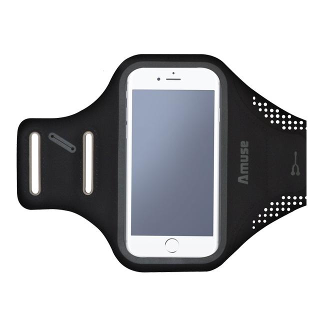 어뮤즈 5.7인치형 범용 스마트폰 암밴드 카드수납형