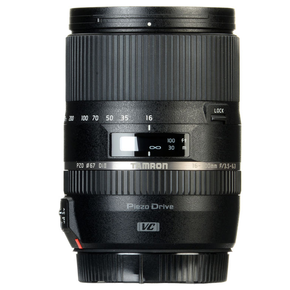 탐론 줌렌즈 16-300mm F/3.5-6.3 Di II VC PZD MACRO B016 캐논마운트용