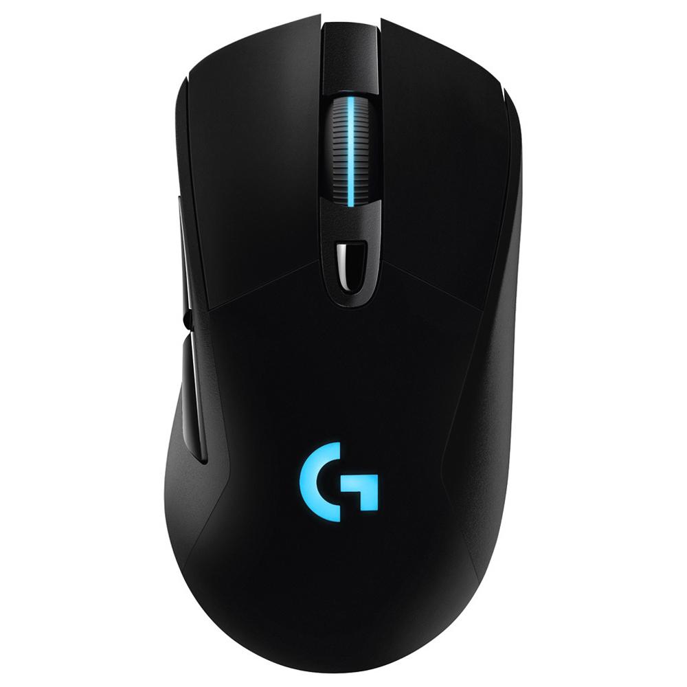 로지텍 라이트스피드 유무선 게이밍 마우스 G703, 단일 색상