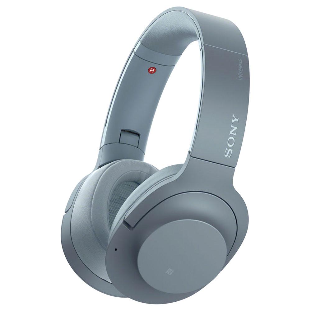 소니 hear on 2 Wireless NC 블루투스 헤드셋, 문릿 블루, WH-H900N