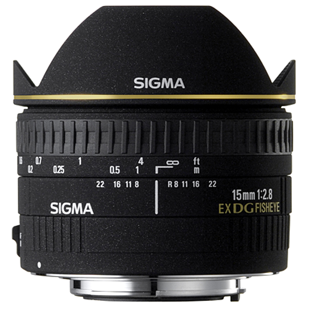 시그마 캐논 마운트 EX DIAGONAL FISHEYE 카메라 단렌즈 15mm F2.8