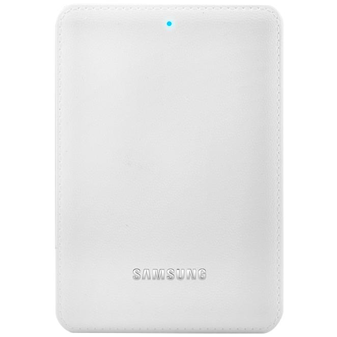 삼성전자 외장하드 J3 Portable, 1TB, 화이트 (POP 1168550)