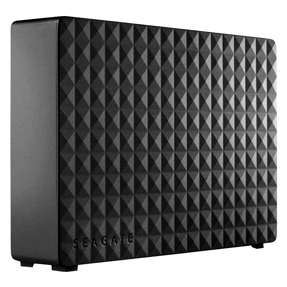 씨게이트 익스펜션 데스크탑 드라이브 외장하드 STEB3000300 3.5인치, 4TB, 블랙