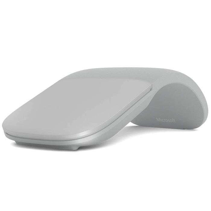 마이크로소프트 Surface Arc 무선 마우스, CZV-00010, 라이트그레이