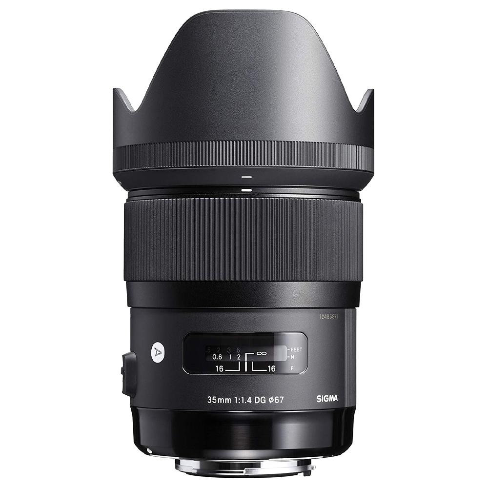시그마 캐논 마운트 대구경 카메라 렌즈 DG HSM 35mm F1.4, A DG HSM