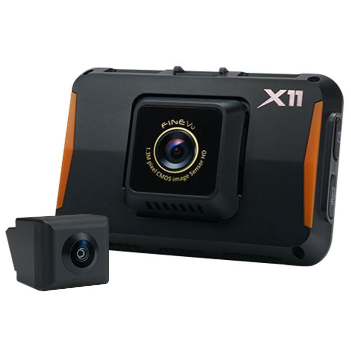 파인뷰 2채널 블랙박스 16G X11