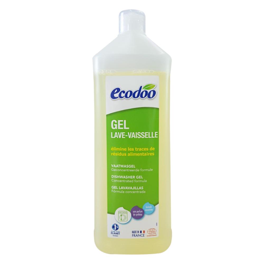에코두 자동식기세척기 세제 젤타입, 1L, 1개