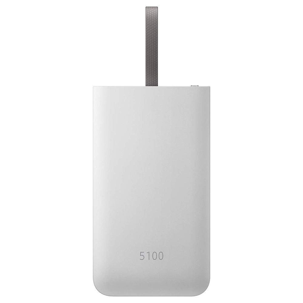 삼성전자 15W 급속 충전 in&out 배터리팩 5100mAh EB-PG950, 그레이