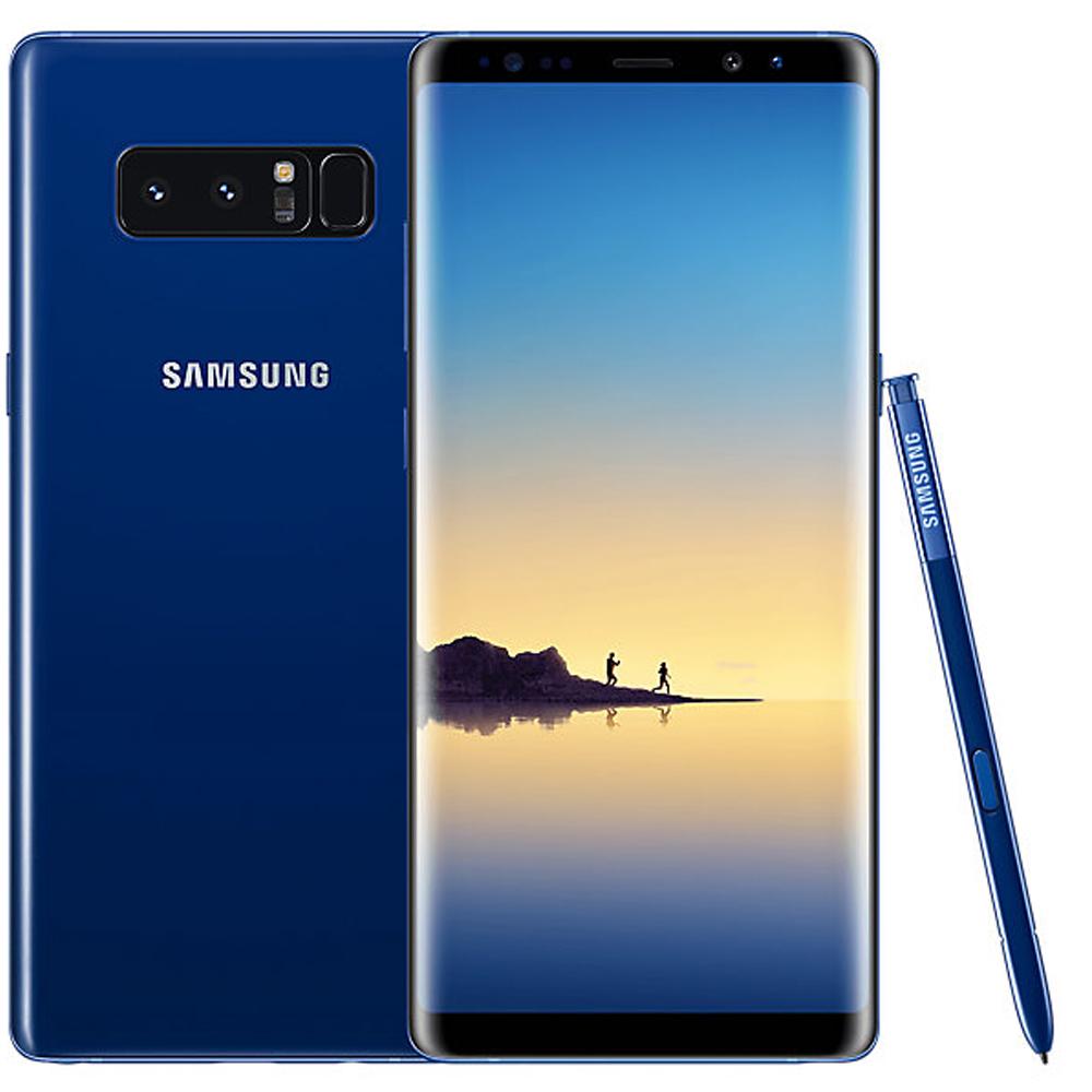삼성전자 갤럭시 노트8 256GB LGU+, SM-N950, 딥씨 블루
