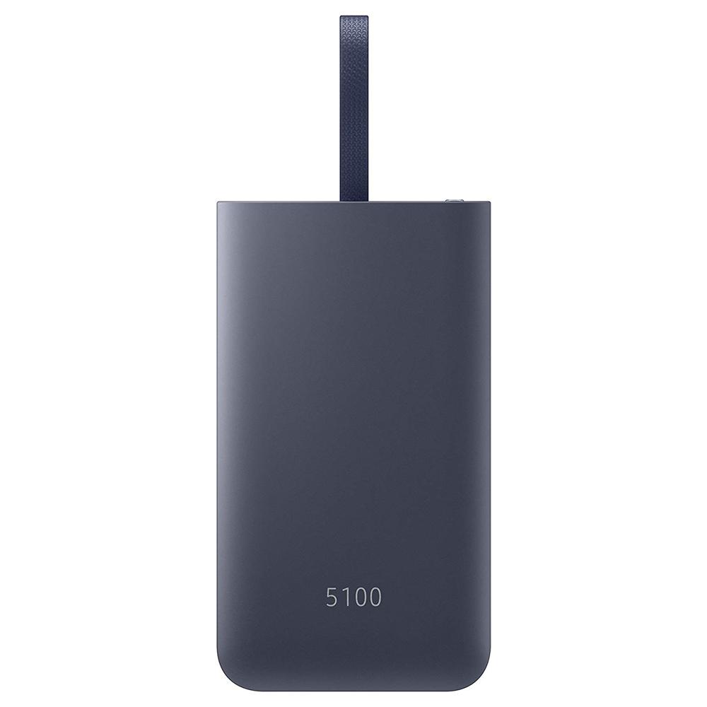 삼성전자 급속 충전 in&out 배터리팩 5100mAh, EB-PG950, 네이비