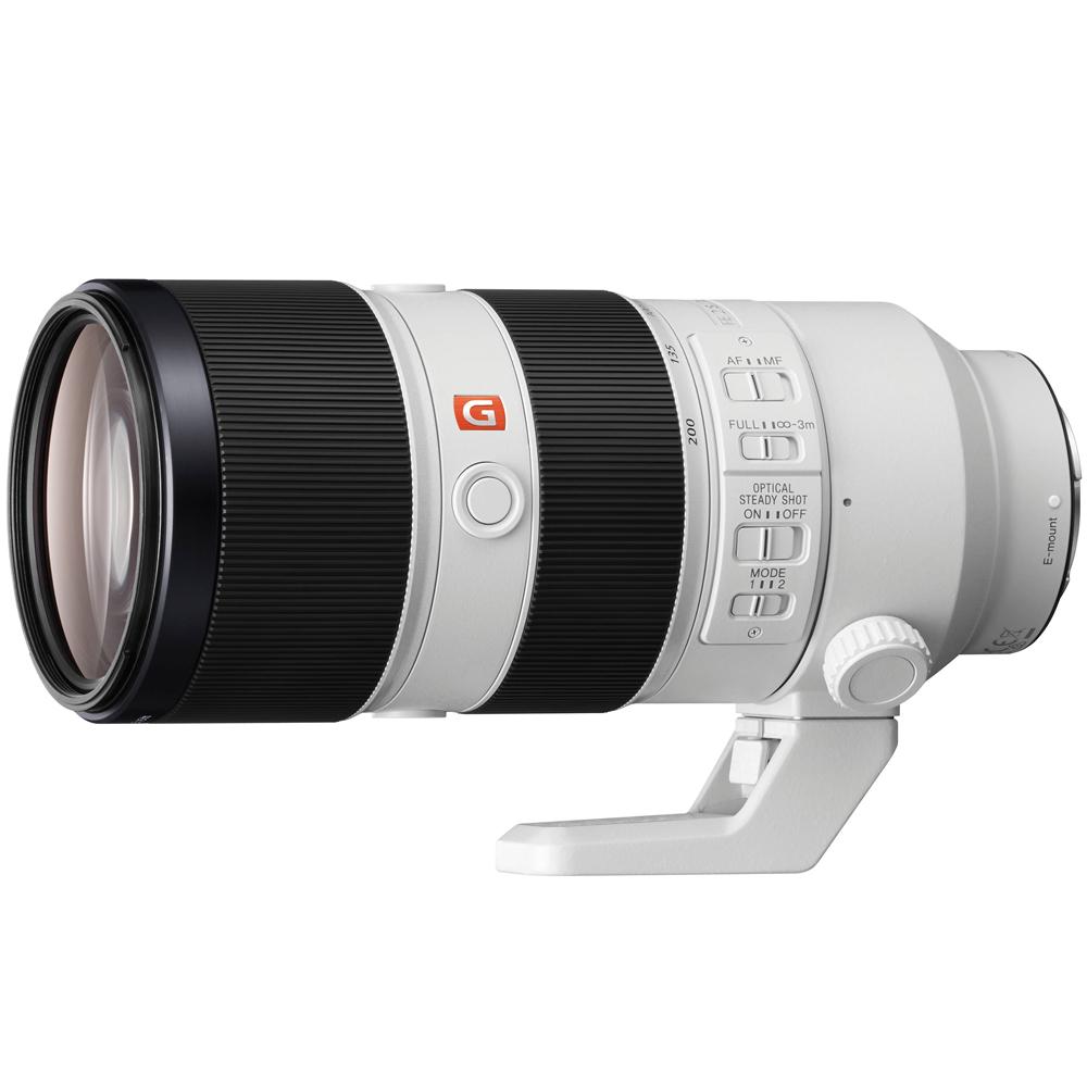 소니 알파 망원줌렌즈 FE 70 - 200 mm F2.8 GM OSS SEL70200GM