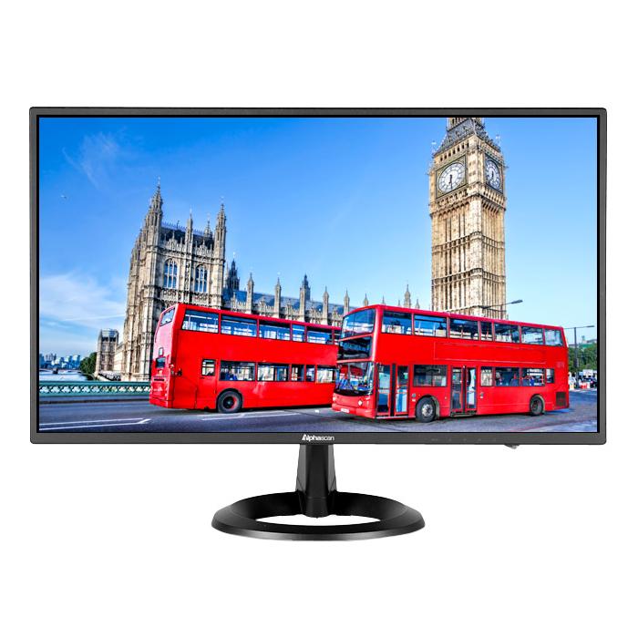 알파스캔 24형 Full-HD 2400 ADS MHL 무결점 모니터, 단일상품