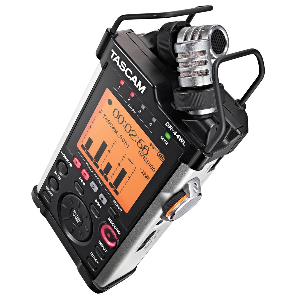 타스캠 리니어 PCM 레코더 DR-44WL