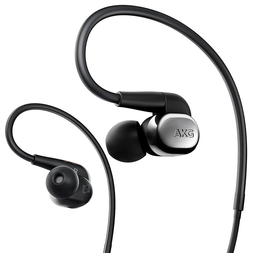 AKG 이어폰, N40, 실버
