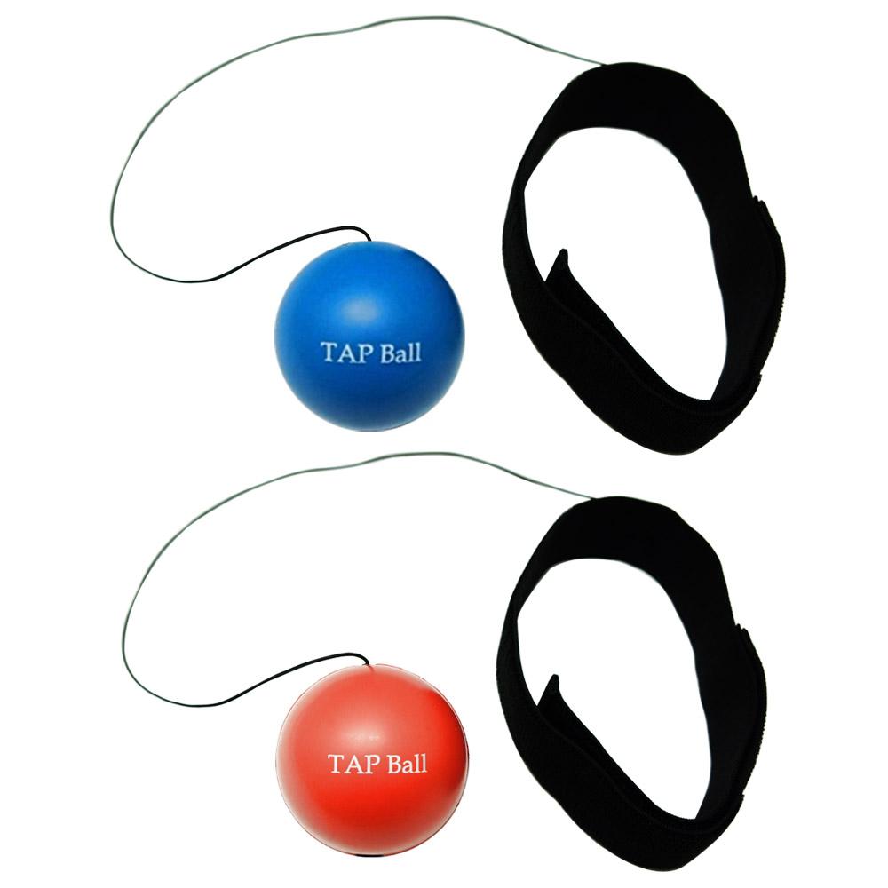 크리에이티브복싱 TAP볼 초보자용 + 복서용 세트, 블루, 오렌지