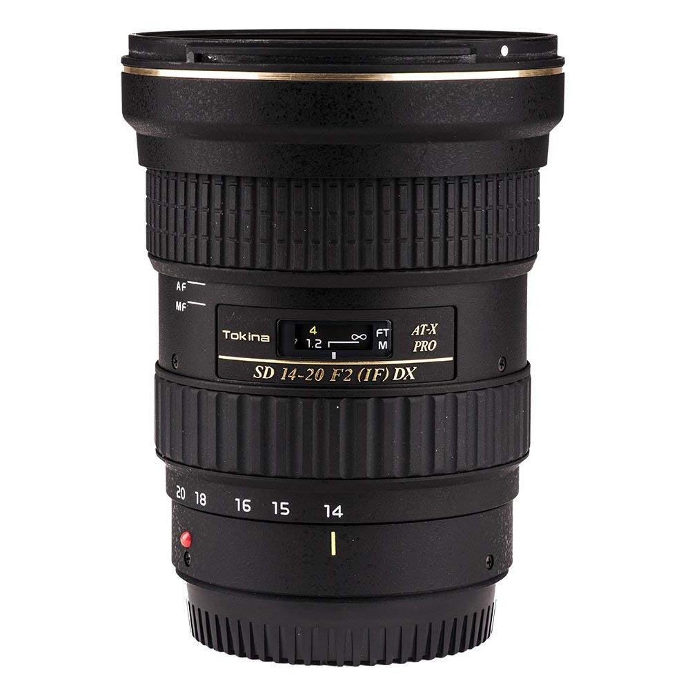 토키나 줌렌즈 AT-X 14-20mm F2 PRO DX 캐논용