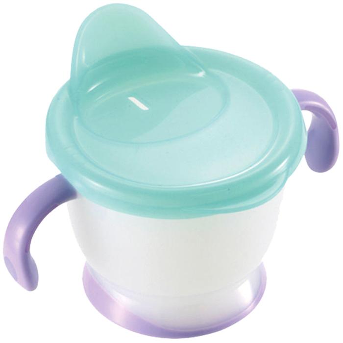 릿첼 AQ 첫걸음 드링킹 타입 유아용컵, 라이트블루, 해당없음