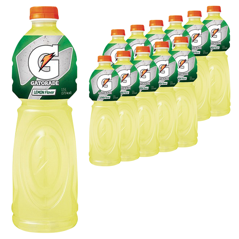 게토레이 레몬, 1.5L, 12개
