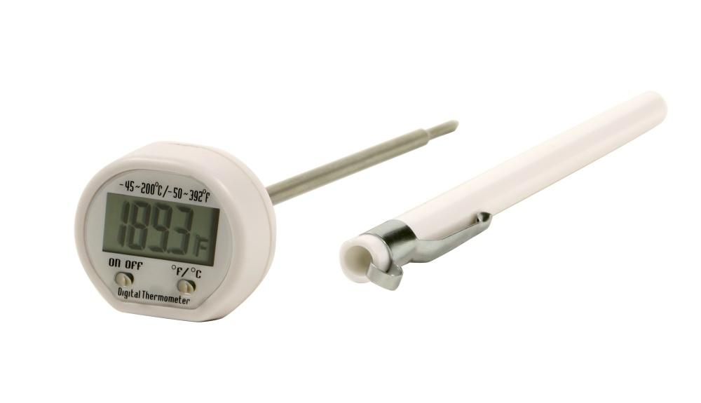 노르프로 디지털 써모미터 조리용온도계, 1개