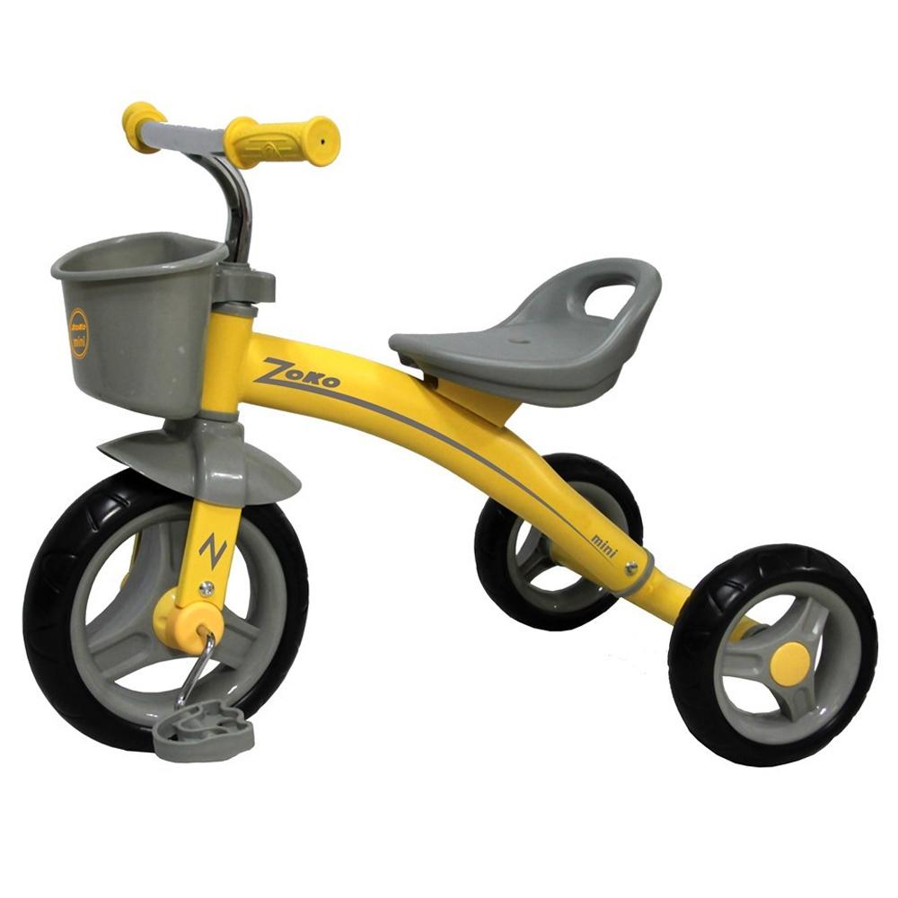 조코 유아용 미니 세발자전거, 엘로우