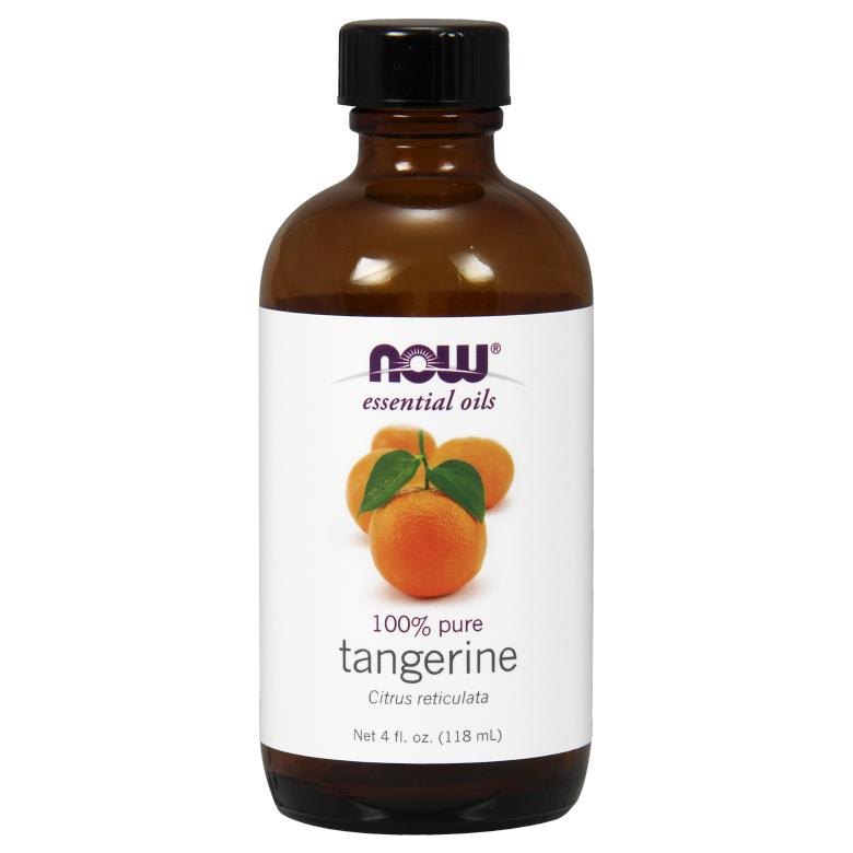 나우푸드 에센셜 오일, 100% Pure Certified Tangerine, 1개