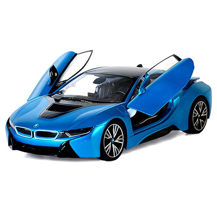 라스타 1:14 BMW I8 도어오픈 RC카, 블루
