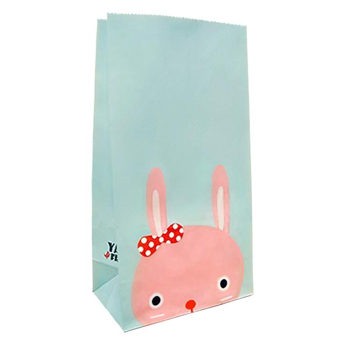 이홈베이킹 캐릭터 각대봉투, 토끼, 100장