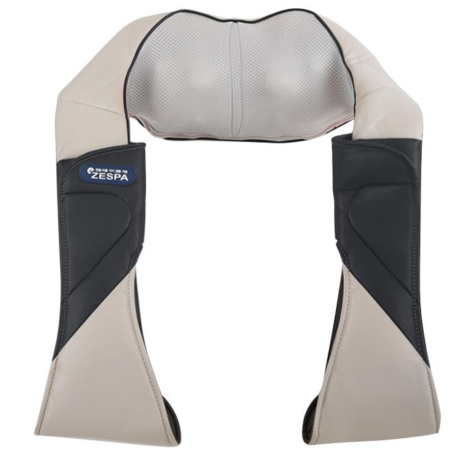 제스파 충전식 무선 목 어깨 안마기, ZP7019
