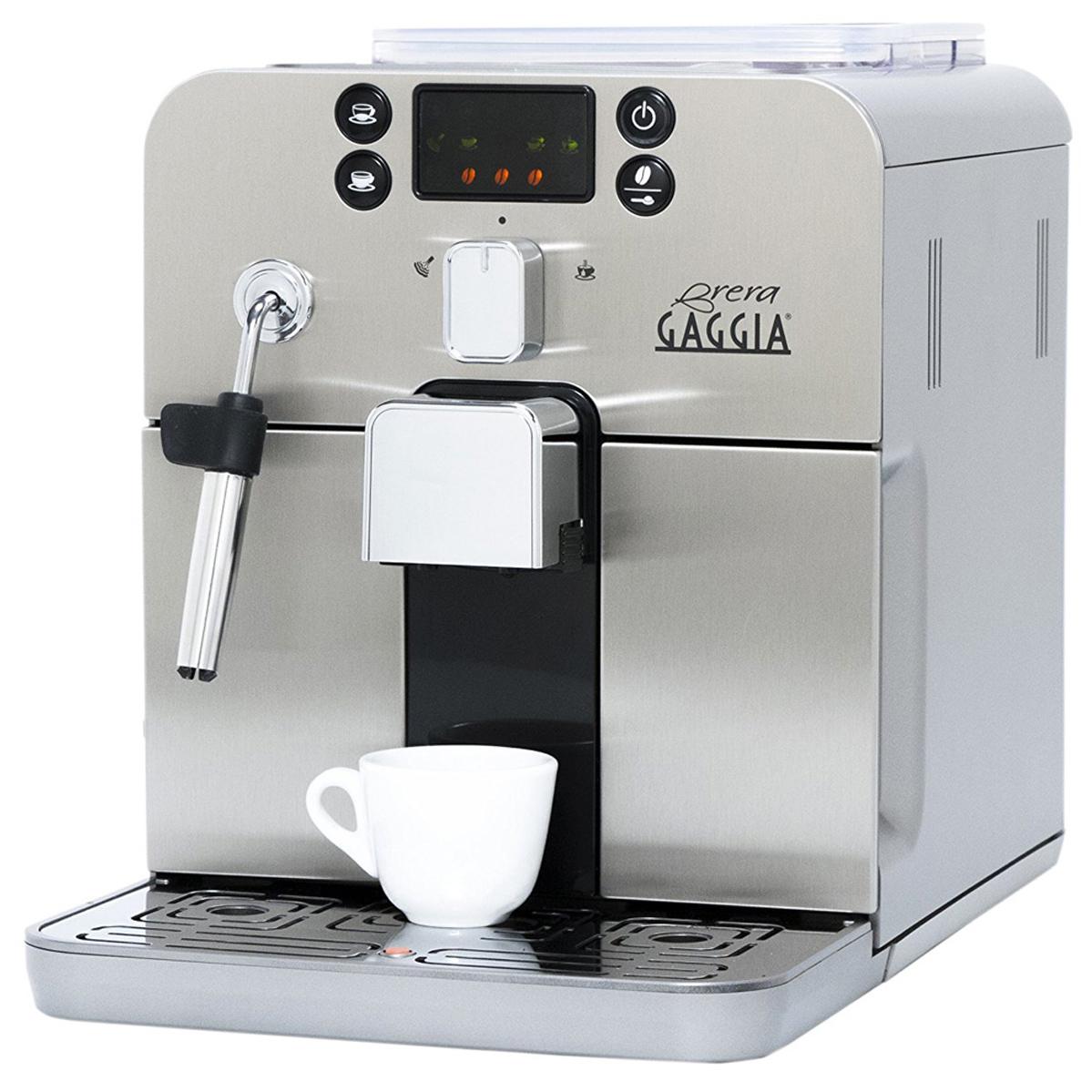 가찌아 브레라 전자동 커피머신, SUP037RG