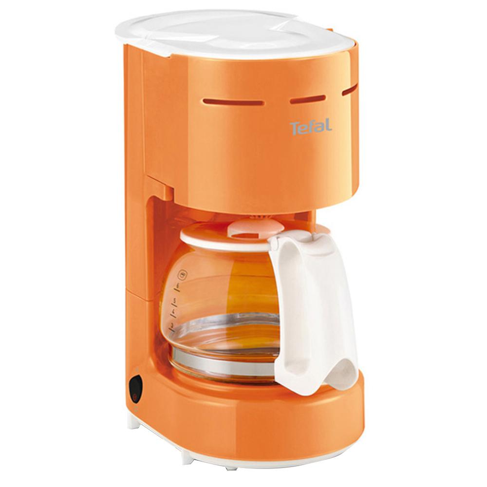 테팔 델피니 비전 오렌지 커피메이커 CM321FKR