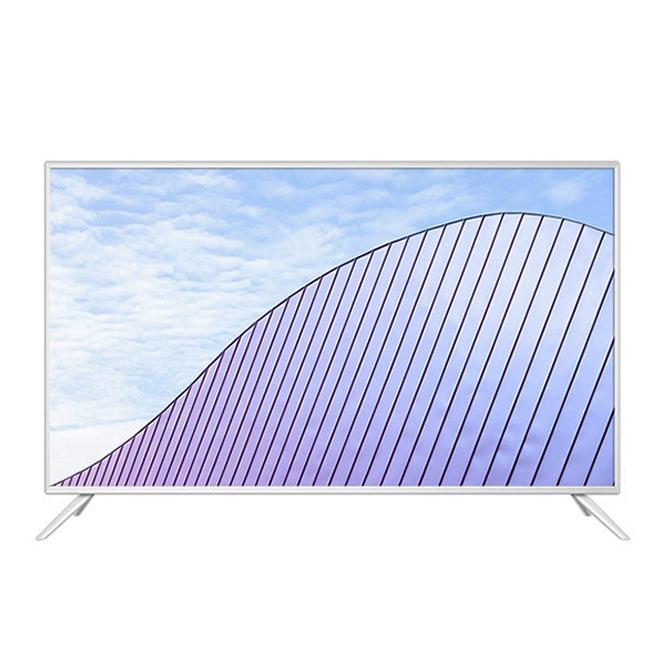 스마트라 UHD 43인치 TV 화이트 UHD43F + HDMI 2.0 케이블
