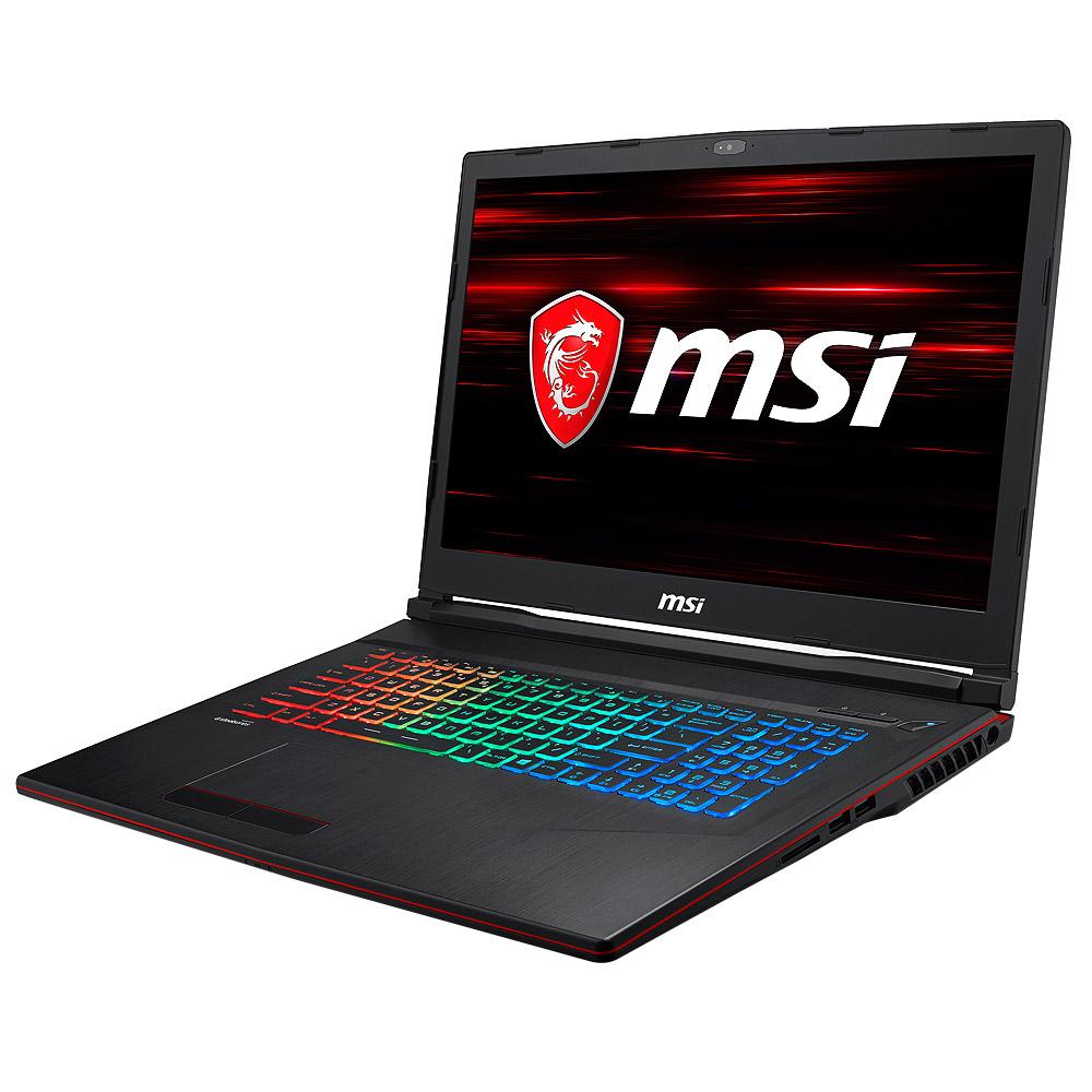 MSI 게이밍노트북 GP73 레오파드 8RE (i7-8750H GTX1060 6GB), 128GB, 8GB, Free DOS