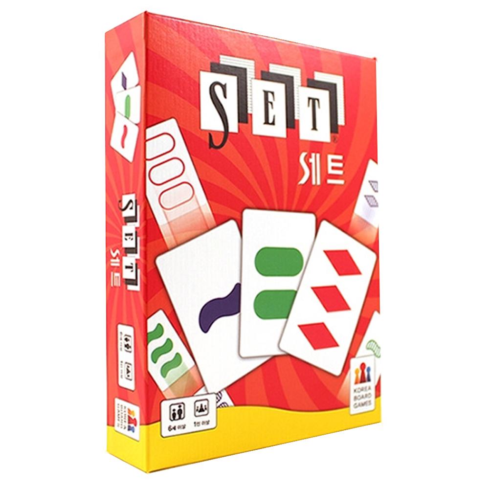 코리아보드게임즈 세트 카드게임, 혼합 색상