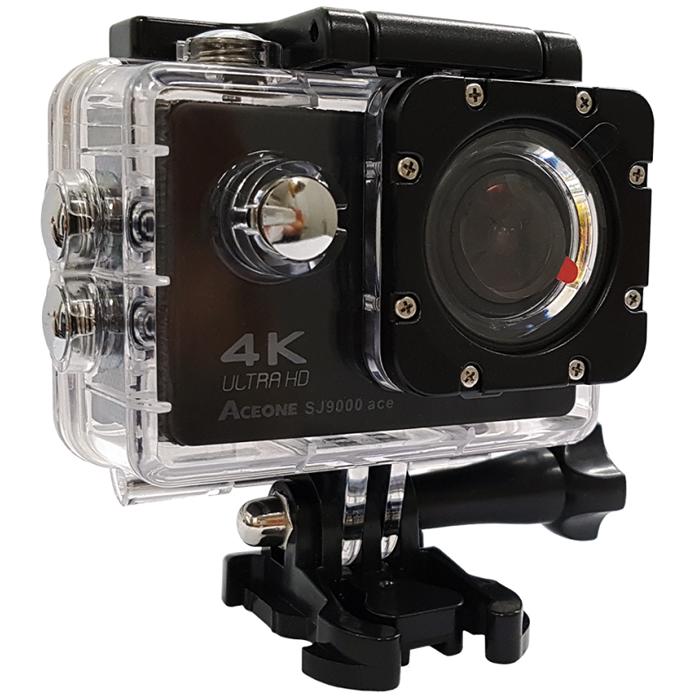 에이스원 ace 액션캠, SJ9000 (블랙)