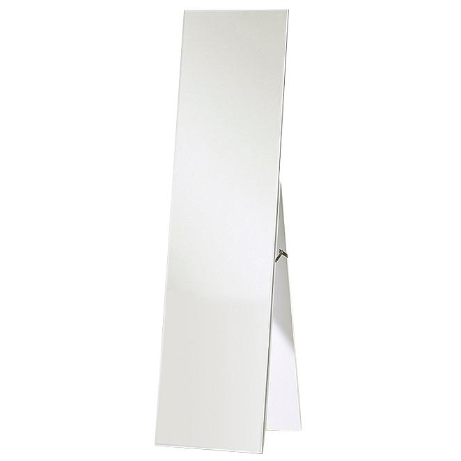 우드웰 스탠드형 패션 전신거울 300 x 1560 mm, 화이트