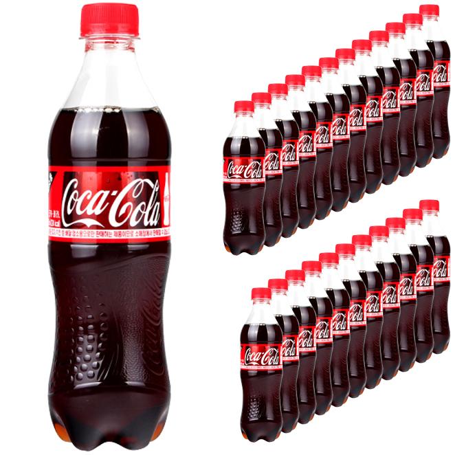 코카콜라 업소용, 500ml, 24개