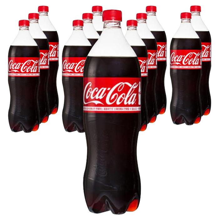코카콜라 업소용, 1.25L, 12개