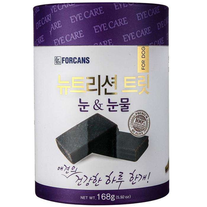 포켄스 강아지 영양제 뉴트리션 트릿, 눈&눈물, 1개