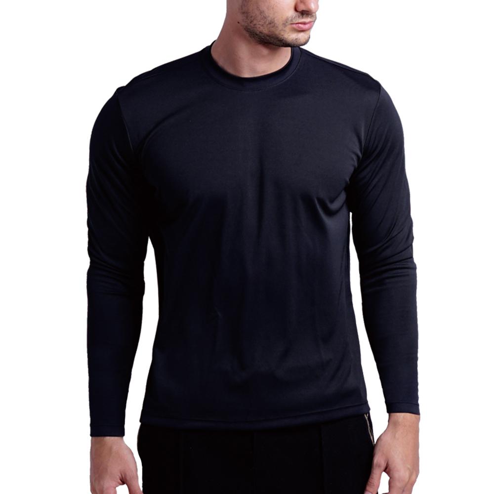 아르메데스 남성용 사계절 긴팔 쿨 티셔츠 JS-AR R-201