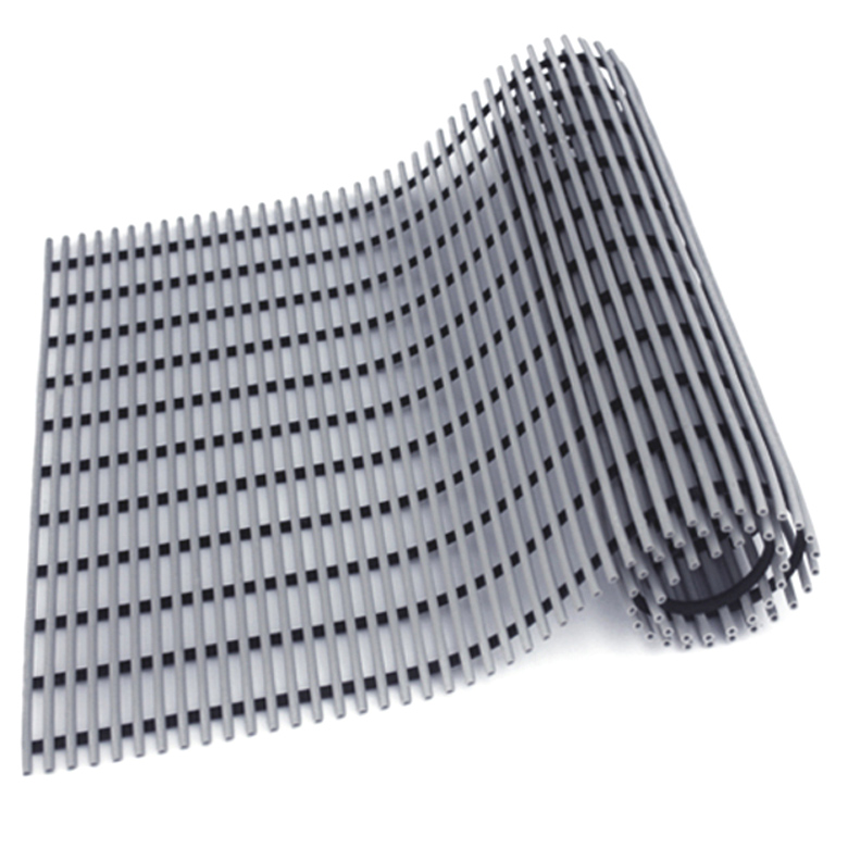 월광매트 미끄럼방지 매트 일반형 120 x 100cm, 회색, 1개