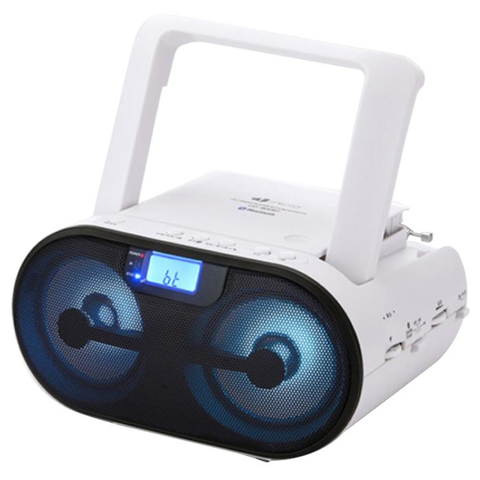 인비오 블루투스 CD 플레이어, CD-800BT, 단일 색상