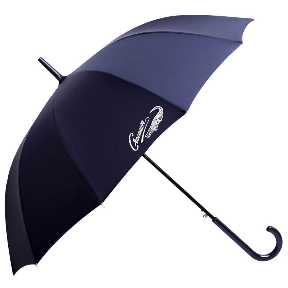 크로커다일 모던 솔리드 자동 장우산