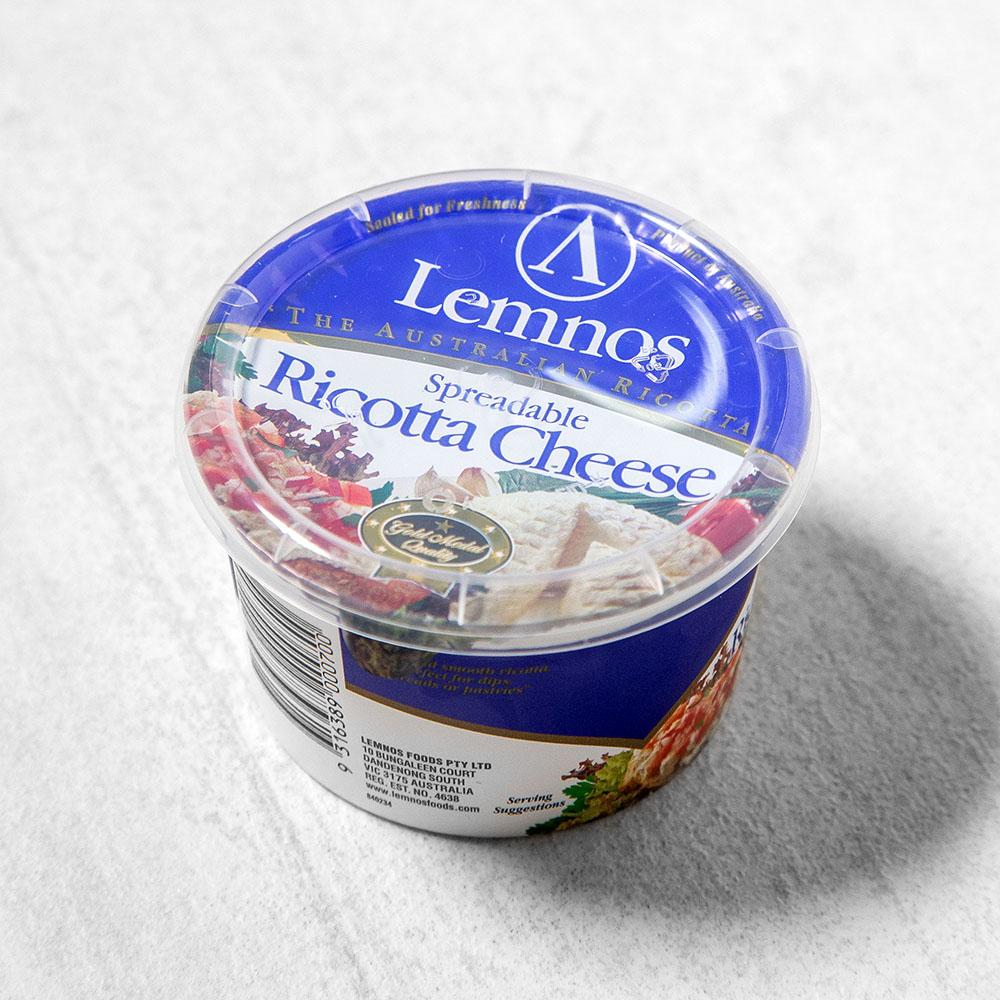 램노스 리코타 치즈, 250g, 1개