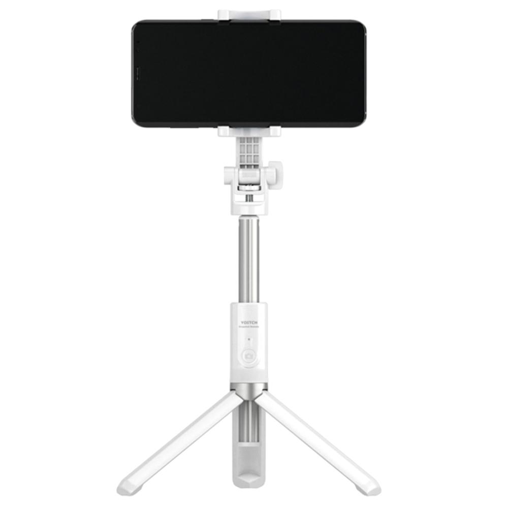 요이치 욜로 2세대 거치대 셀카봉 블랙, YSS-WT600 (화이트)