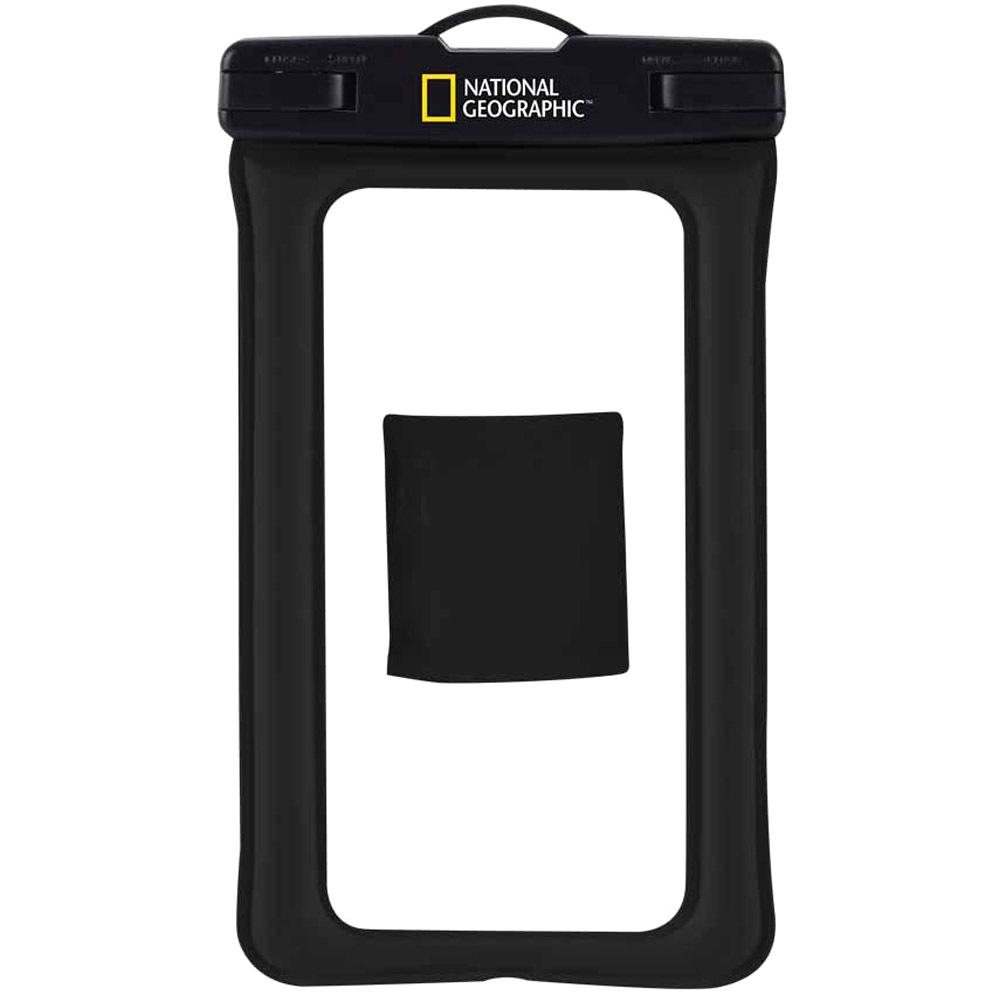 내셔널지오그래픽 스마트폰 방수팩, 블랙, 상세설명 참조