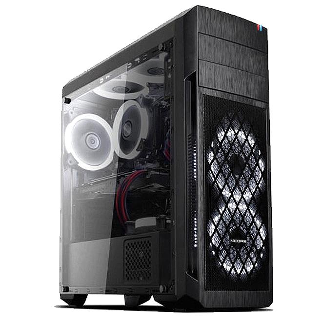 컴맹닷컴 게이밍 조립 PC (i5-8500 WIN10 DDR4 16G SSD240G GTX1060 6G), CM855C-606H