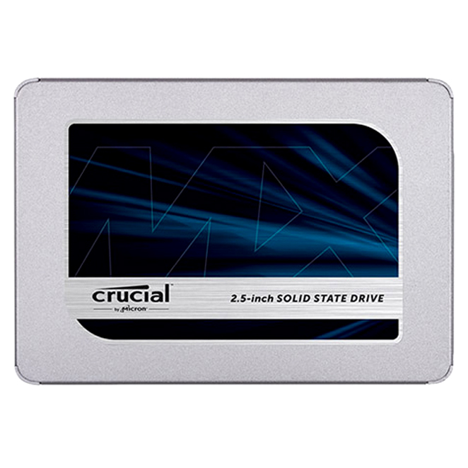 마이크론 Crucial SSD, MX500, 500GB