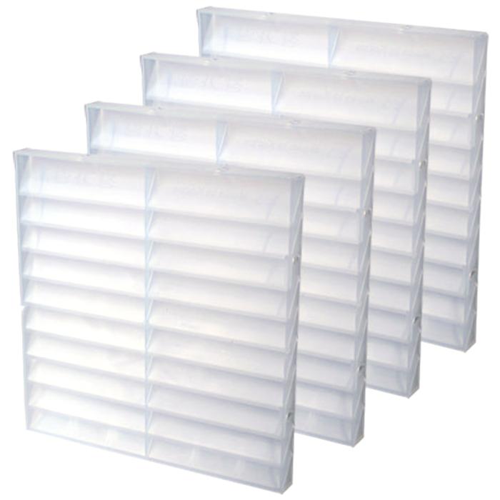 바자 창문가리개 반투명, 4개입