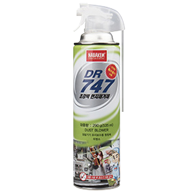 나바켐 DR747 PC 먼지제거제 290g, 1개